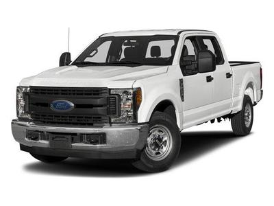 New 2017 Ford F-250 BB