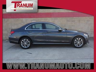 Used 2015 Mercedes-Benz C 300 4MATIC