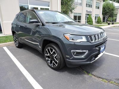 New 2017 Jeep Compass Limited
