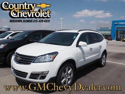 New 2017 Chevrolet Traverse Premier