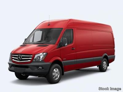 Used 2016 Mercedes-Benz Sprinter Cargo