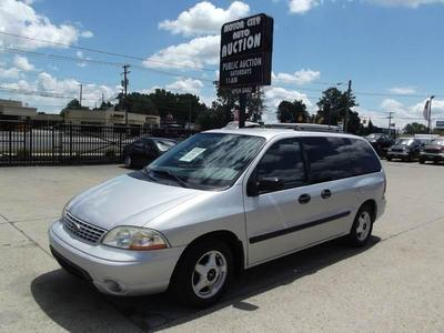 Used 2003 Ford Windstar LX