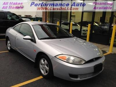 Used 2001 Mercury Cougar Base