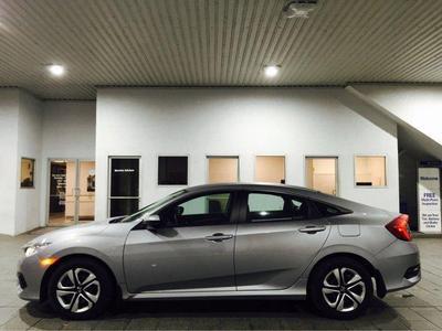 New 2017 Honda Civic LX