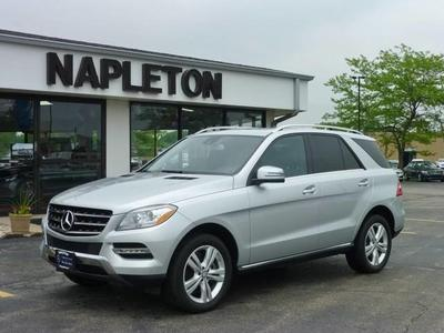 Used 2014 Mercedes-Benz ML 350 4MATIC