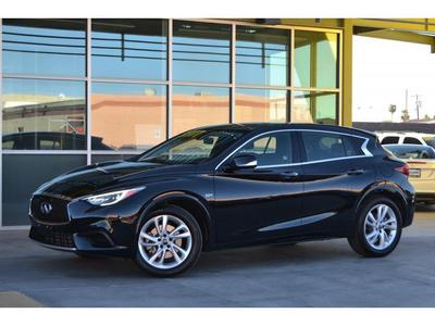 Used 2017 INFINITI QX30 Base