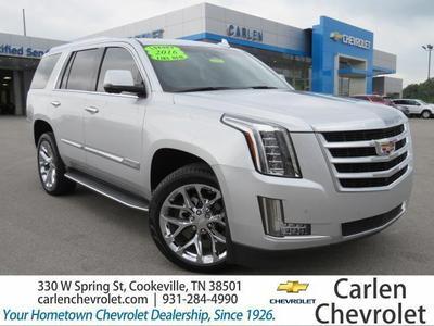 Used 2016 Cadillac Escalade Luxury