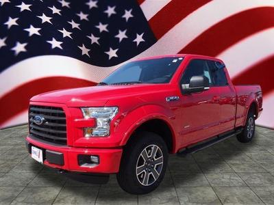 New 2016 Ford F-150 XLT