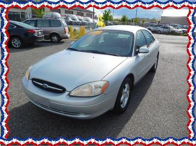 Used 2001 Ford Taurus SES