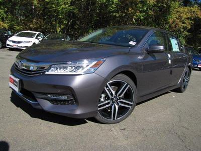 New 2017 Honda Accord Touring