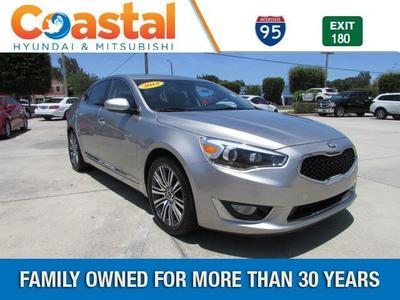 Used 2014 Kia Cadenza SX Limited