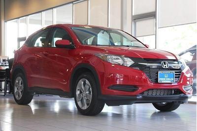New 2018 Honda HR-V LX