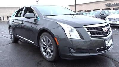 New 2017 Cadillac XTS Base