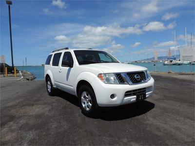 Used 2008 Nissan Pathfinder S