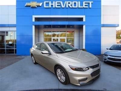 New 2016 Chevrolet Malibu 1LT