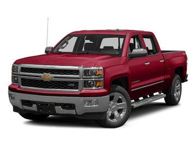 Used 2015 Chevrolet Silverado 1500 1LT