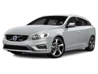 New 2017 Volvo V60 T6 R-Design Platinum