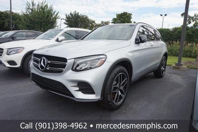 New 2018 Mercedes-Benz GLC 300 Base
