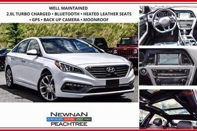 Used 2015 Hyundai Sonata Limited 2.0T