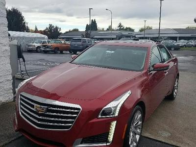 2017 Cadillac CTS 2.0L Turbo Luxury