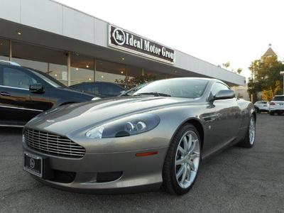 Used 2005 Aston Martin DB9