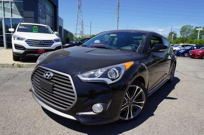 New 2017 Hyundai Veloster Turbo