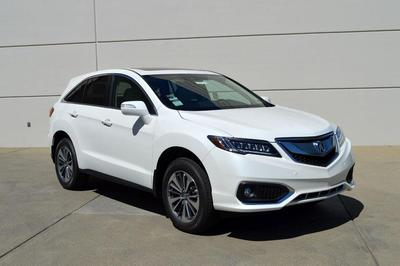 New 2018 Acura RDX Advance Package