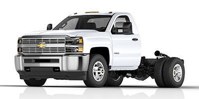 New 2017 Chevrolet Silverado 3500 WT