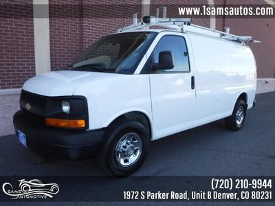 Used 2011 Chevrolet Express 2500 Work Van