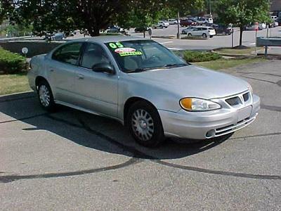 Used 2005 Pontiac Grand Am SE
