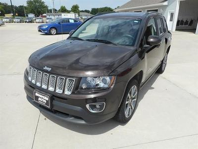 Used 2014 Jeep Compass Limited