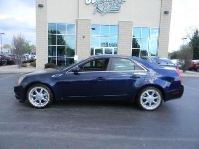 Used 2008 Cadillac CTS Base