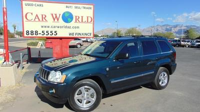 Used 2006 Jeep Grand Cherokee Limited
