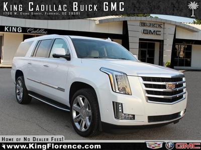 New 2017 Cadillac Escalade ESV Premium Luxury