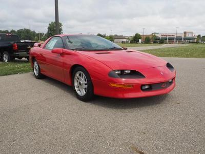 Used 1996 Chevrolet Camaro