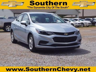 Used 2017 Chevrolet Cruze LT Automatic