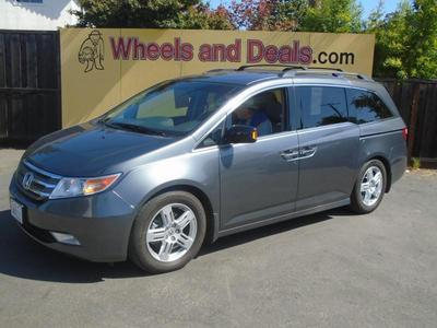Used 2012 Honda Odyssey Touring Elite
