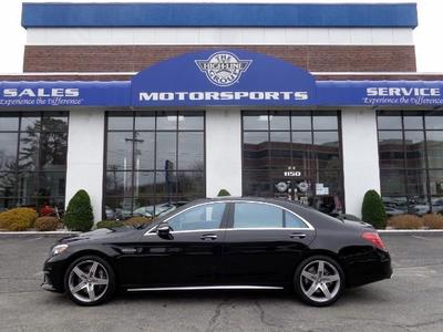 Used 2014 Mercedes-Benz S 63 AMG