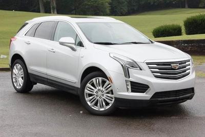 2017 Cadillac XT5 Premium Luxury