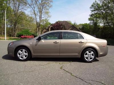 Used 2008 Chevrolet Malibu LS Fleet