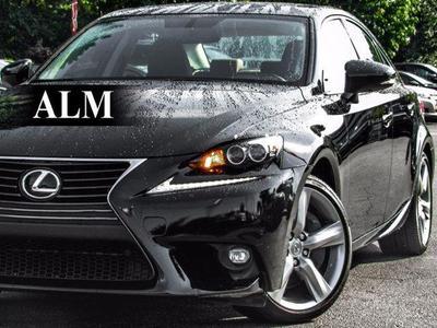 Used 2015 Lexus IS 350