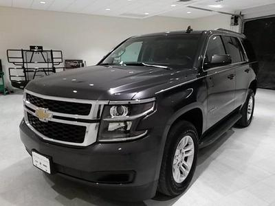 Certified 2015 Chevrolet Tahoe LT