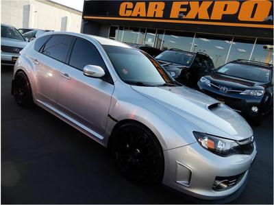 Used 2010 Subaru Impreza WRX Sti