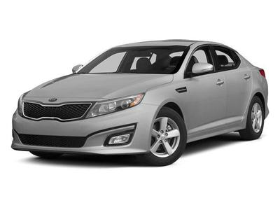 Certified 2014 Kia Optima LX