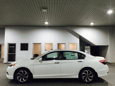 New 2017 Honda Accord EX-L
