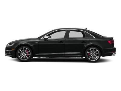 2018 Audi S4 3.0T Premium Plus quattro