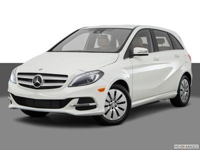 New 2017 Mercedes-Benz B 250e