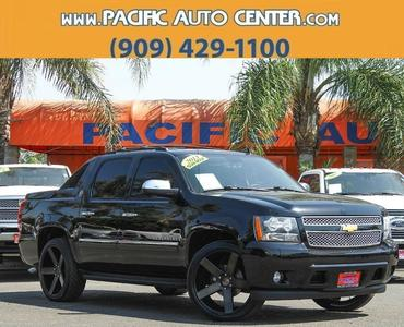 Used 2013 Chevrolet Avalanche LTZ