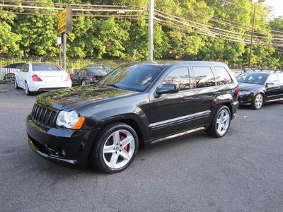 Used 2008 Jeep Grand Cherokee SRT8