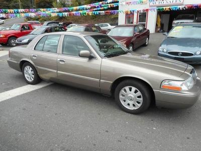 Used 2003 Mercury Grand Marquis LS Premium